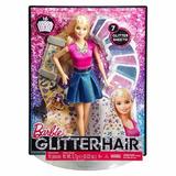 Mattel Barbie Glitter Hair Design Doll