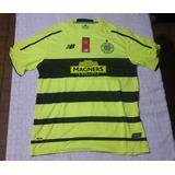 Camiseta Celtic Alternativa 2015/16