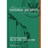 Universal Newsreel Vol. 34 Release 41-48 1961