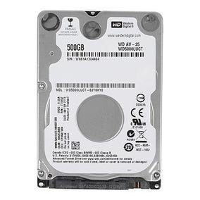 Hd Wd Slim 500gb Notebook Ultrabook Ps4 Ps3 Xbox 7mm