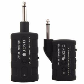 Transmissor Wireless Para Instrumentos Musicais Joyo Jw1