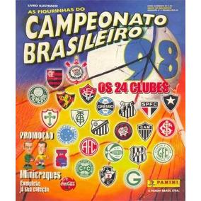 Figurinhas Avulsas Album Campeonato Brasileiro 1998