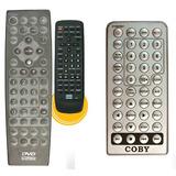Control Remoto Para Dvd Coby O X-view O Daewoo O Etec