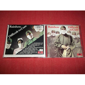Rainbow - Difficult To Cure Cd Imp Ed 1990 Mdisk