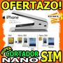 Wow Cortador De Sim Card A Micro Sim Para Telefonos Iphone 5