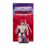 Heman Skeletor Possessed Poseido Vintage Super 7 Grayskull