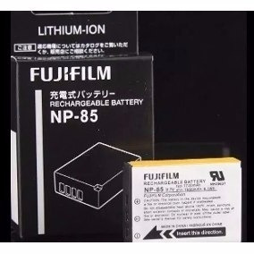 Bateria Fuji Fujifilm Np-85 Np85 Sl285 Sl300 Sl1000 Sl305