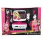 Barbie Bbcr3 Caja Registradora Giro Didactico Tienda Oficial