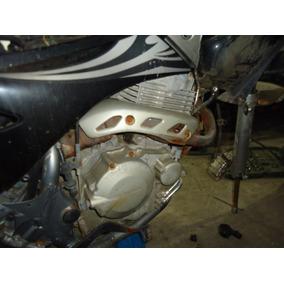 Moto Nx 400 Falcon Honda Para Trilha / Nota / Sucata Motor