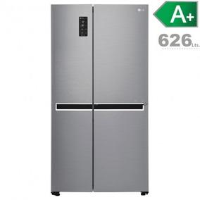 Refrigerador Side By Side Lg Gs65mpp1 626 Litros