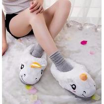 Pantufas De Unicornio (temos Também Kigurumi Pijama)