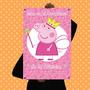 Cartel De Peppa Pig - Decorar Habitación Infantil