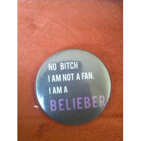 Chapa Justin Bieber Belieber