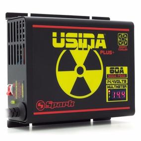 Fonte Carregador Spark Usina 60a P Modulo Bateria Som Bivolt