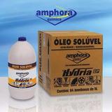 Óleo Solúvel Biodegradável 1 Litro - Torno Furadeira Serra