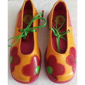 Agatha Ruiz De La Prada Zapatos Para Niña Originales, Nuevos
