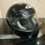 Casco Integral V35 Color Negro, Poco Uso, Talla Xl