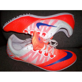 Spikes Atletismo Rival S Velocidad,talla 9 Mex Nike
