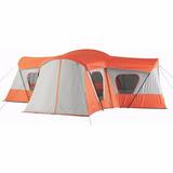 Barraca Ozark 14 Pessoas 4 Quartos Camping