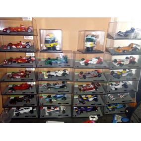 Coleccion Autos F1 Escala 1/24 Salvat
