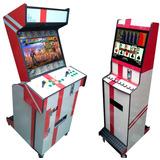 Maquina Tragamoneda Multijuego Arcade+poker Igt