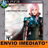Lightning Returns Final Fantasy Xiii 13 - Ps3 - Promoção !!