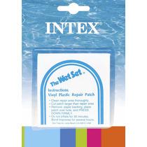 Kit Intex 06 X Adesivos De Reparo Piscina Colchão N Bestway