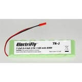 Great Planes Nimh 7-cell 8.4v 1100mah Red 2-pin Gpmp7700