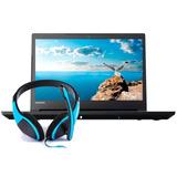 Laptop Lenovo 14 V110 Intel 2gb 500gb Nueva + Audifonos
