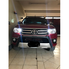 Lampara Led Diurna Toyota Hilux Chip Phillips Unicas!!