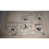 Mazzone Dibujos Original Bossio Hist.completa Capicúa N° 116