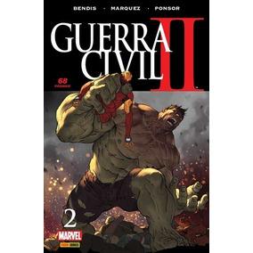 Hq Guerra Civil Ii Volume 2