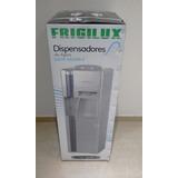 Dispensador Enfriador De Agua Para Botellon Frigilux Plata