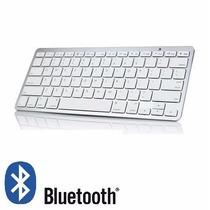 Teclado Bluetooth Tablet Padrão Mac Ipad 5 Air 2 Apple Ios