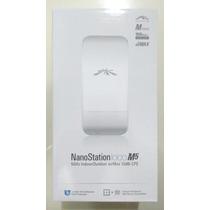 Ubiquit Nanostation Nano Loco M5 5ghz Airmax 13dbi Cpe