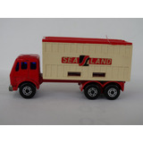 Mercedes Container Truck - Matchbox Nº 42 - Loose