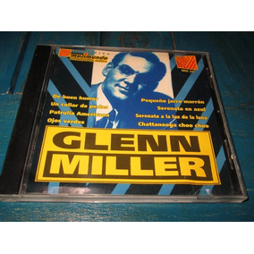 Cd Glenn Miller Musimundo 17 Temas C6