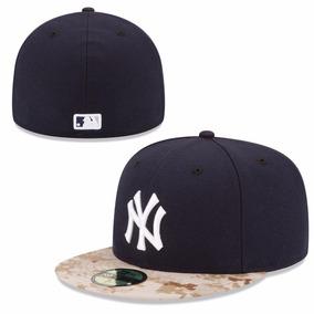 New Era Gorra Yankees De Ny 5950 7 1/8 Memorial On Field Nva