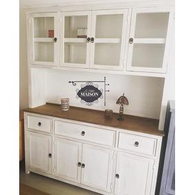 Muebles Para Habitacion Vintage - Todo para Cocina en Mercado Libre ...