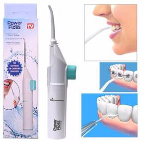 Jato De Agua Limpeza Oral Dental Bucal Power Floss