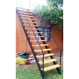 Escaleras Rectas Y Caracol Desde 2500mt El Metro