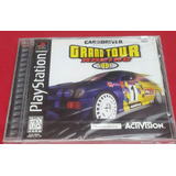 Car Driver Grand Tour Racing 98 / Playstation 1 Ps1 - Nuevo