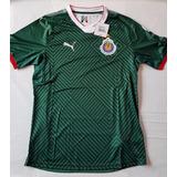 Jersey Playera Chivas Guadalajara Verde 2017 2018