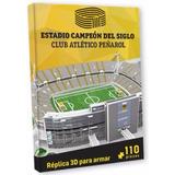 Maqueta Estadio Peñarol Campeon Del Siglo