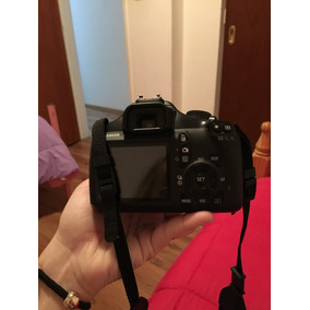 Camara Profesional Canon Eos T3 Rebel