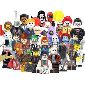 Esp Terror It Eso Aro Jack Freddy Chucky Compatible Con Lego