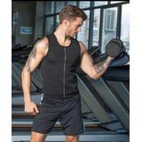 Faja Chaleco Camisa Termico Efecto Sauna Para Sudar Gym