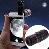 Luneta Lente Camera Celular 12x Zoom Disp Orig Frete Gratis