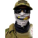 Mascara Bufanda Bandana Motociclista Ciclismo Protector Face