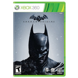 Juego Xbox 360 Warner Bros Batman Arkham Origins